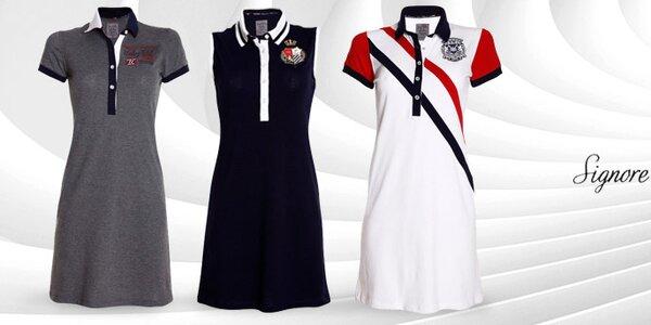 Športovo-elegantná móda pre dámy Signore dei Mari