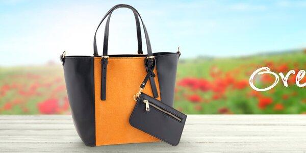 Talianske kabelky Ore 10 - elegantné aj originálne štýlové