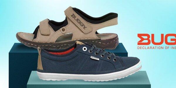 Pánske topánky Buggy - kvalitné, štýlové a pohodlné