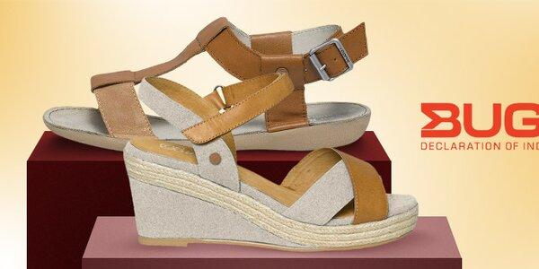 Dámske topánky Buggy - kvalitné, štýlové a pohodlné