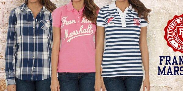 Franklin & Marshall - štýlová dámska móda na každý deň