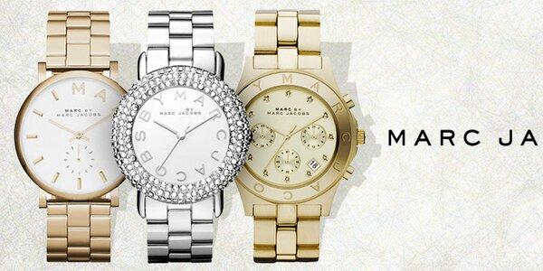 Luxusné dámske hodinky Marc Jacobs