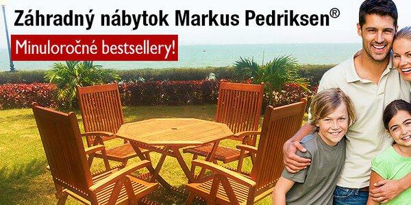 Záhradný nábytok Markus Pedriksen®