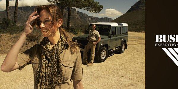 Pohodová dámska outdoorová móda Bushman
