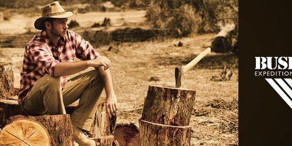 Pohodová pánska outdoorová móda Bushman