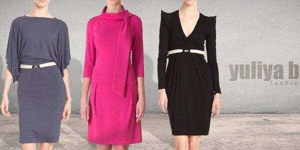 Sofistikované dizajnové šaty pre dámy Yuliya Babich