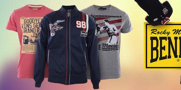 Pánske volnočasové a športové oblečenie Benlee, Goodyear