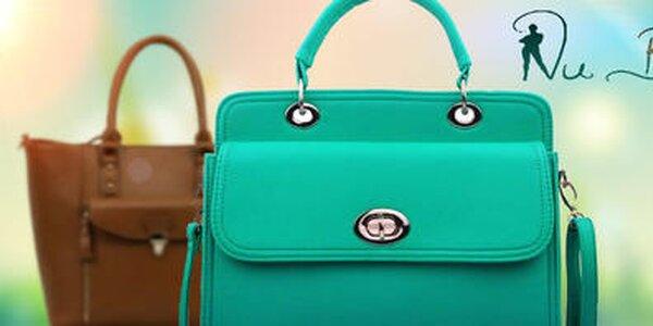 Nubiz - farebné aj tradičné talianske kabelky
