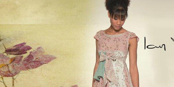 Ian Mosh - romantická a nežná móda pre dámy