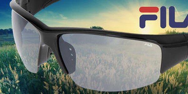 Nemračte sa na slniečko - slnečné okuliare Fila