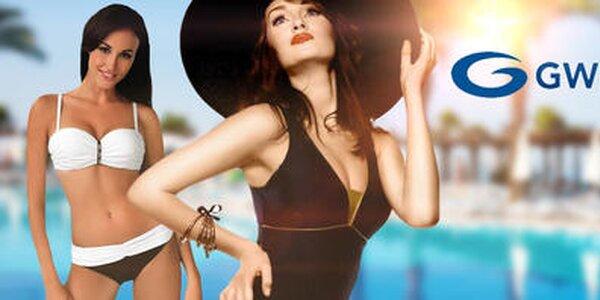 Nalaďte sa na leto - parádne dámske plavky Gwinner