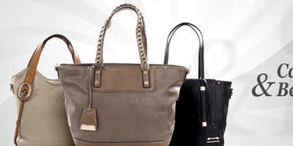 Trendy dámske kabelky Castella & Beige
