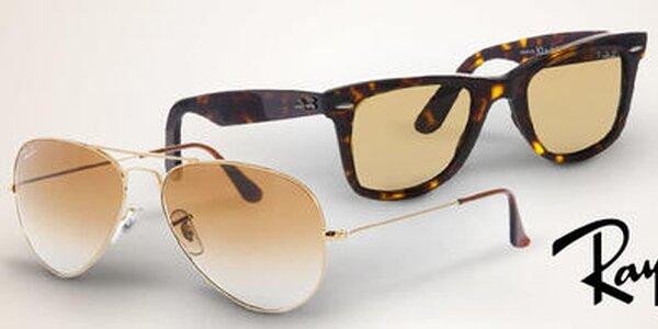 Slávne slnečné okuliare filmových hviezd Ray-Ban