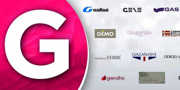 G - Gas, Gallaz, Guess, Gene... Skladom