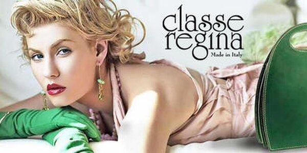 Talianske kožené kabelky Classe Regina - tradícia aj módne trendy