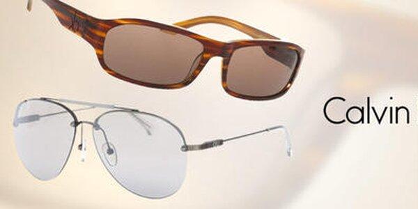 Pánske farebné slnečné okuliare Calvin Klein