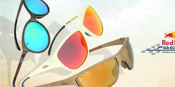 Športové aj klasické slnečné okuliare Red Bull