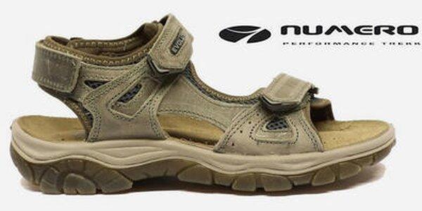 Pohodlné pánske letné outdoorové topánky Numero Uno