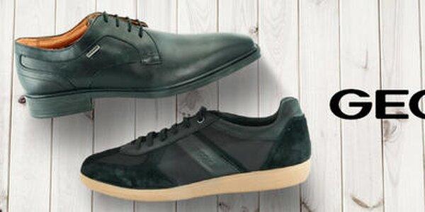 Geox - kvalitná pánska obuv na každý deň