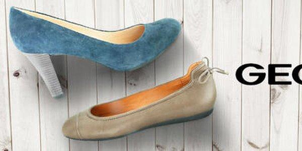 Geox - kvalitná dámska obuv na každý deň