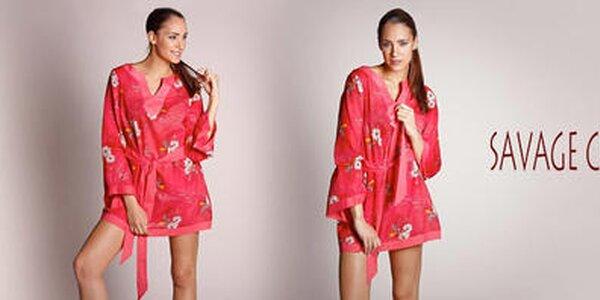 Savage Culture - osobité šaty, sukne a tielka vo veselých farbách