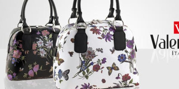 Ručne šité kožené kabelky Valentina Italy