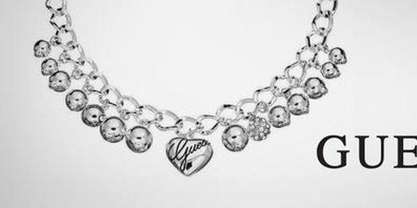 Guess - dámske šperky, čo majú štýl