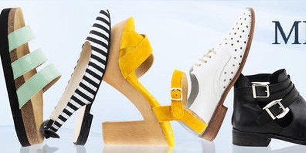 Vykročte do sveta v pohodlných topánkach MISU