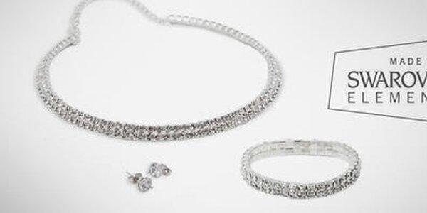 Skvostné šperky Swarovski Elements VIP Deluxe - skvostné kúsky do vašej šperkovnice
