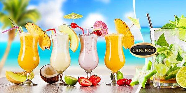 Osviežujúci nealko alebo litrový alko drink