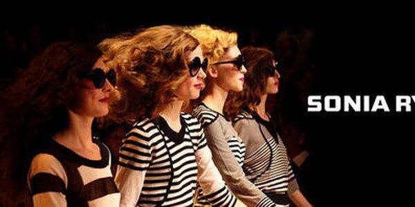 Pozerajte sa na svet cez slnečné okuliare Sonia Rykiel