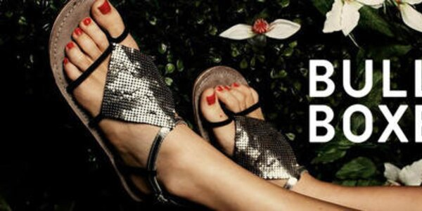 Čerešnička k outfitu - dámske kožené topánky Bullboxer
