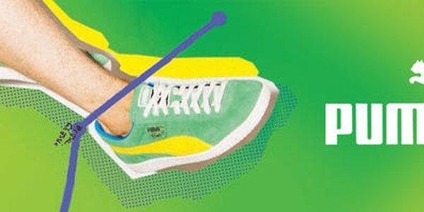 Štýlové pánske topánky a oblečenie Puma