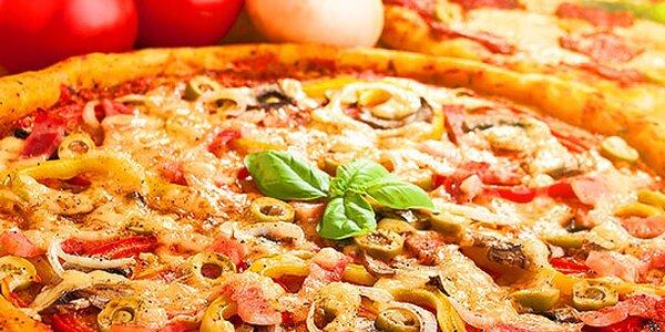 Jedna alebo dve lahodné pizze