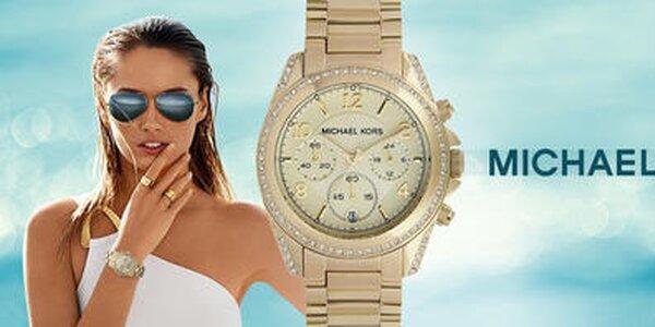 Dámy, potešte sa luxusnými hodinkami Michael Kors