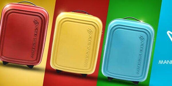 Zájdite si na dovolenku s kufrom od Mandarina Duck
