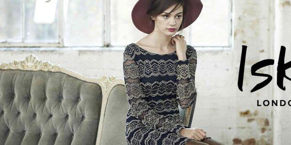 Romantické aj extravagantné farebné letné šaty Iska
