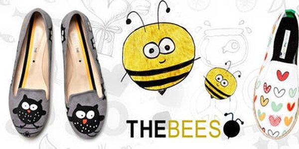 Prežite crazy leto s veselými topánkami The Bees