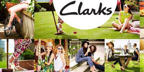 Prejdite sa v luxusných i ležérnych dámskych topánkach Clarks