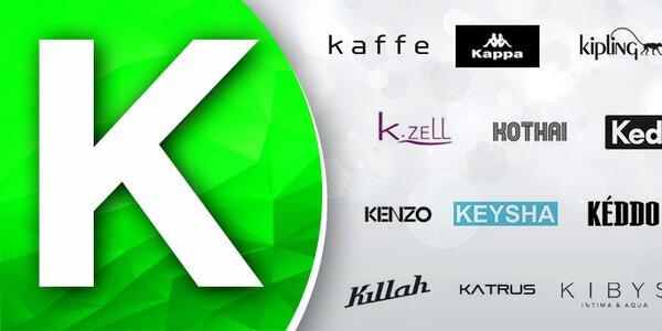 K - Kool, Keddo, Kimberfeel, Kenzo... Skladom