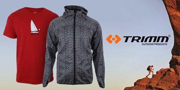 Pánske farebné outdoorové oblečenie Trim