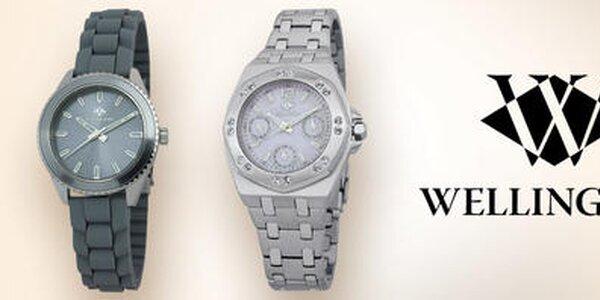 Aký máte čas? Luxusný! - Dámske hodinky Wellington