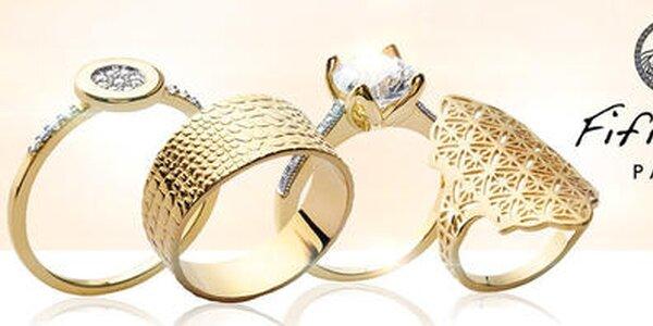 Nakŕmte svoju šperkovnicu - nádherné dámske šperky Fifi Ange