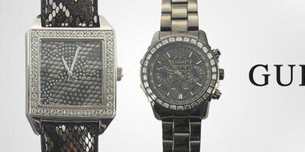 Luxusné dámske hodinky Guess