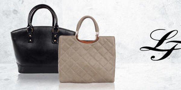 Trendy kabelky a listové kabelky London Fashion už od 11,99, -