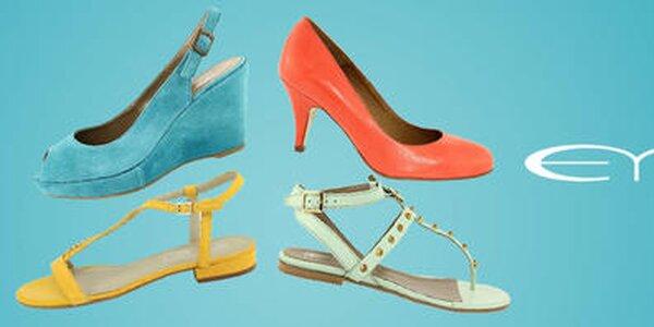 Kvalitné, šik a pohodlné topánočky Eye