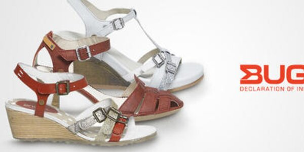 Od teraz už len Buggy - kožená dámska obuv