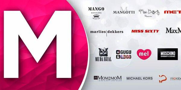 M - Made in Italia, MET, Michael Kors, Miss Roberta... Skladom