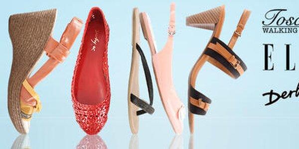 Rozšírte si botník šmrncovnou obuvou Elite Shoes