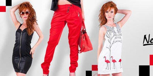 Originálna a svieža dámska móda Nelita